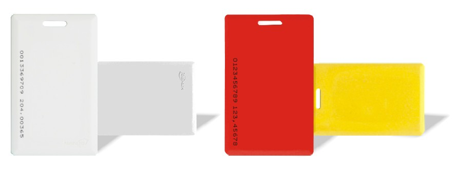rfid clamshell card